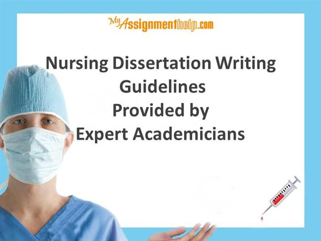 Nursing Dissertations