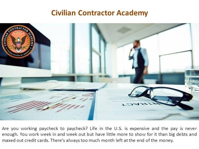 dating a civilian contractor