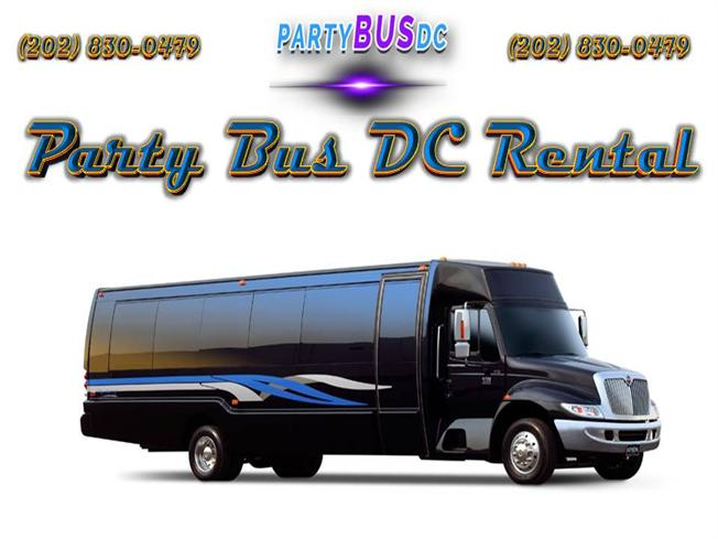 Places To Pick Up The Tour Bus In Dc
