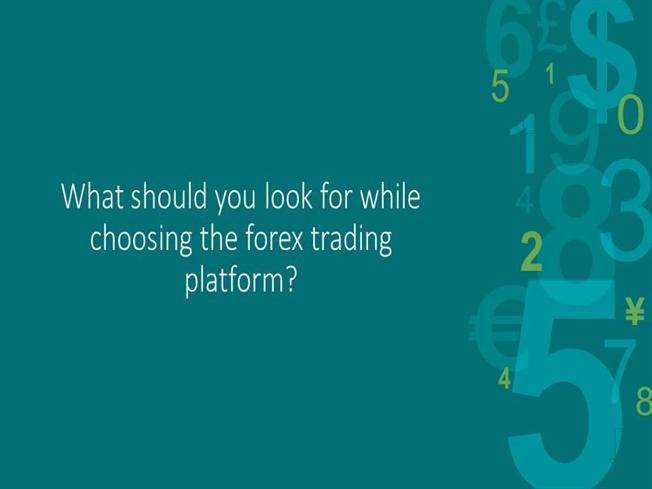 Ppt forex trading