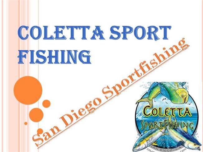 Deep sea fishing san diego authorstream for Fishing license san diego