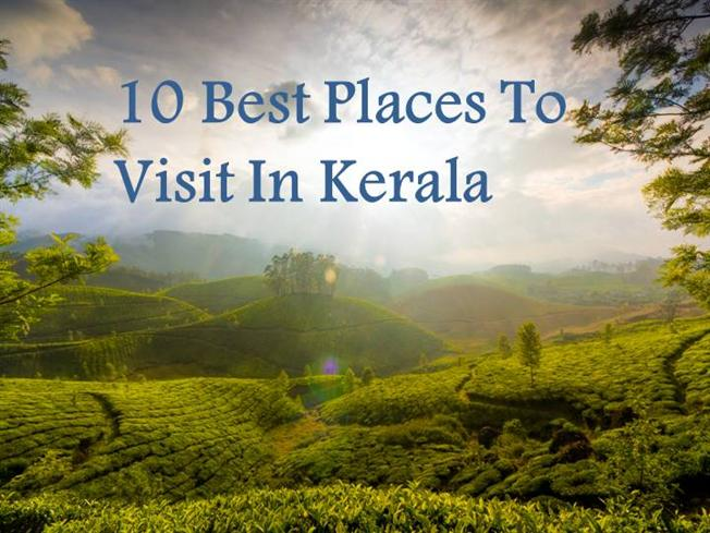 Ten best places must visit in kerala authorstream Top 10 best vacation places