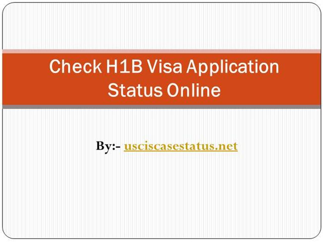 how to check visit visa status online