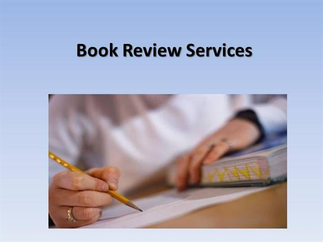 Interested in having a Professional Book Review?