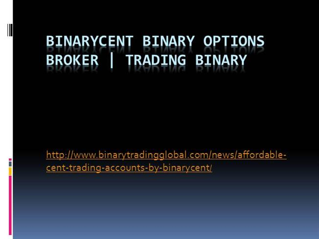 Binary options contest 2017