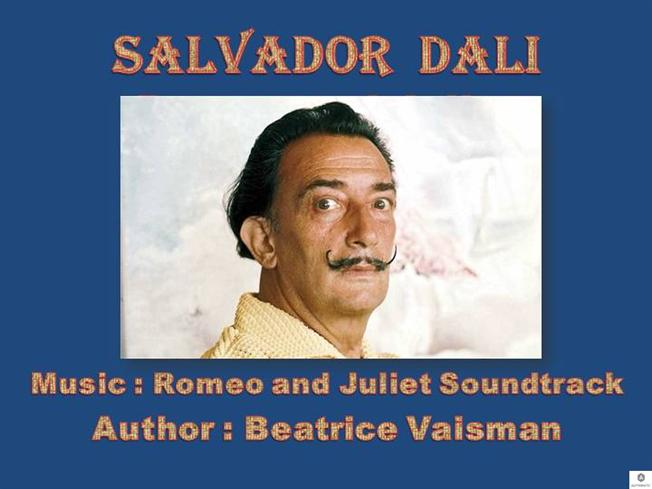 Salvador dali romeo and juliet authorstream for Romeo and juliet powerpoint template
