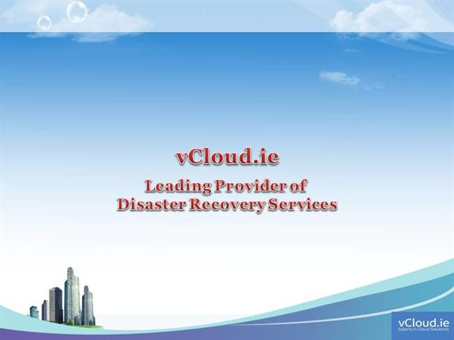 Data protector disaster recovery