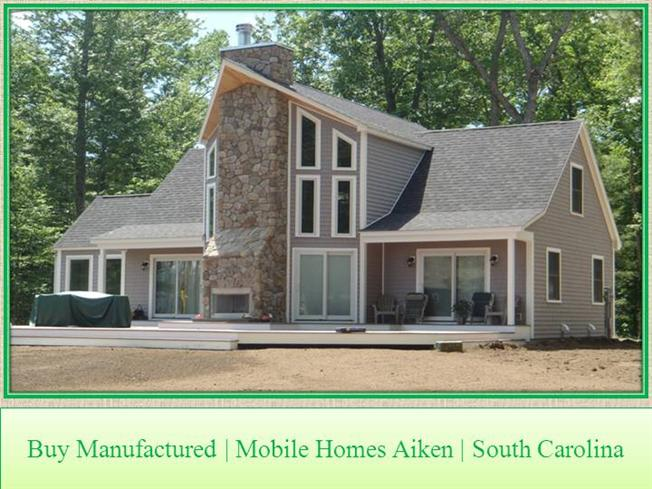 Buy manufactured mobile homes aiken south carolina for South carolina home builders