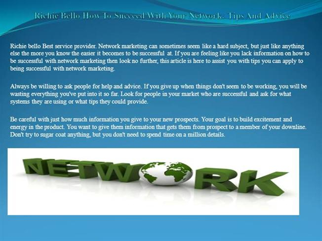 how to succeed in network marketing fast pdf