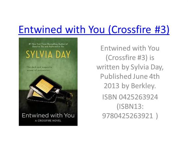 Calamo - Read Entwined with you pdf