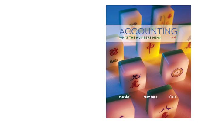 Accounting what the numbers mean 10e by marshall mcmanus and viele accounting what the numbers mean 10e by marshall mcmanus and viele authorstream fandeluxe Gallery