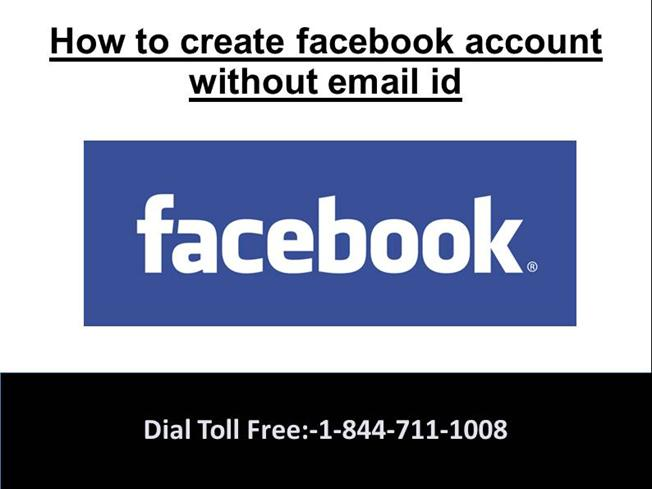 How To Create Facebook Account Without Email Address