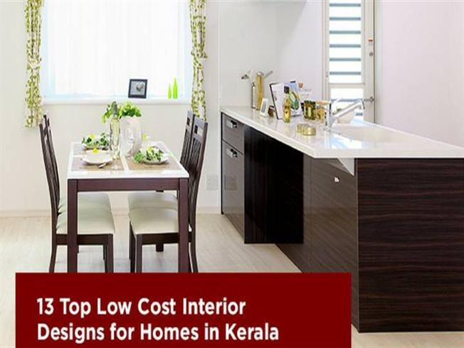 13 Top Low Cost Interior Design For Homes In Kerala AuthorSTREAM