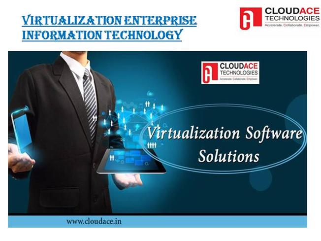 information technology virtualization Curriculum for students entering program in 2017-18 this certificate focuses on vmware and hyper-v virtual servers, in addition to cisco servers.