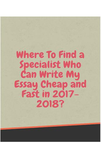 who can write my essay The-essaycom is at your service with the most qualified admission essay writers and their excellent ideas which can help you show all your strong points and boost your chances tremendously check our offers now and don't hesitate any longer on the way to your successful future.