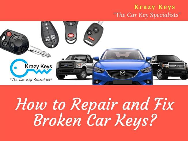 How To Repair And Fix Broken Car Keys Authorstream