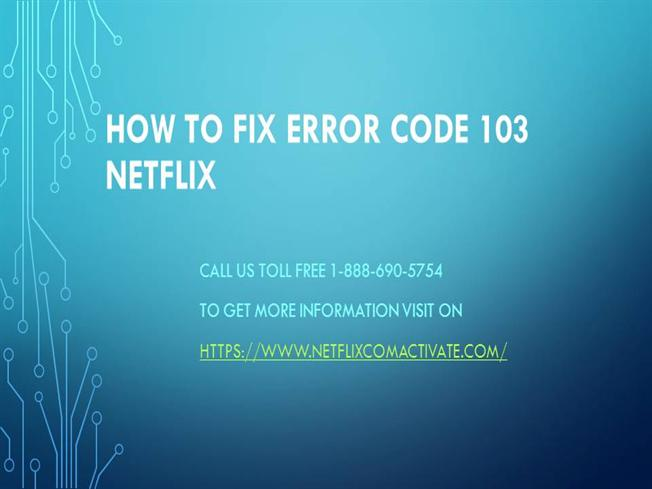 how to fix netflix streaming