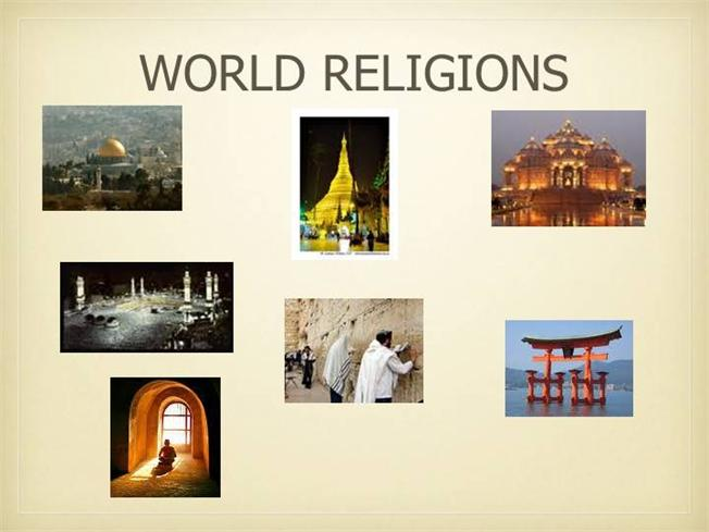introduction to world religions Introduction to world religions is a one-semester course with 14 lessons that discuss the origins, beliefs, and practices related to various world religions.