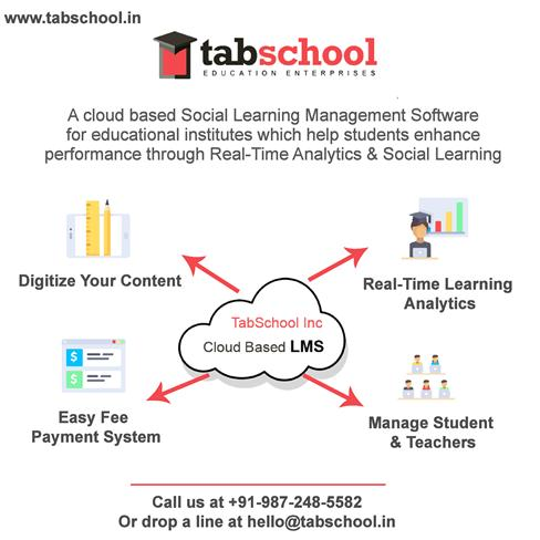 cloud based school management system in