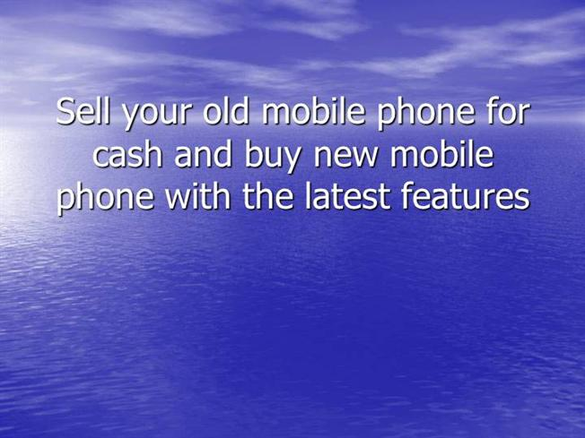 how to sell old phones for cash in india