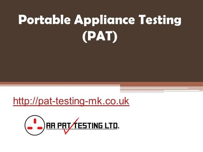 portable appliance testing pat pat testing mk co uk. Black Bedroom Furniture Sets. Home Design Ideas