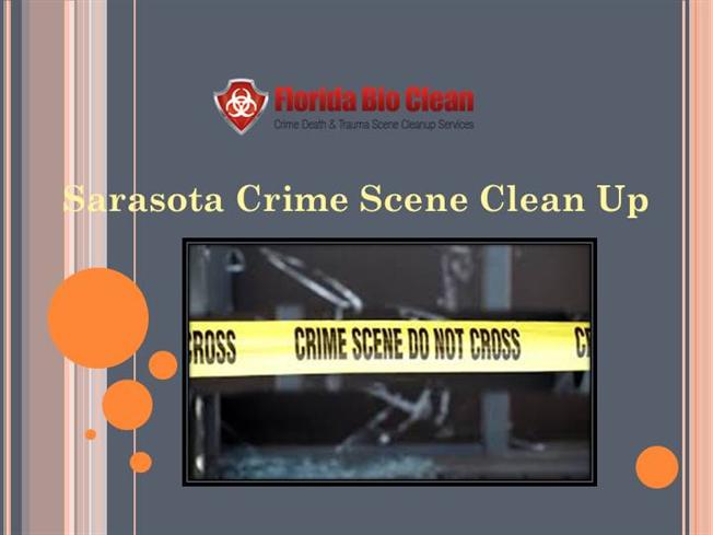 how to become a crime scene cleanup in florida