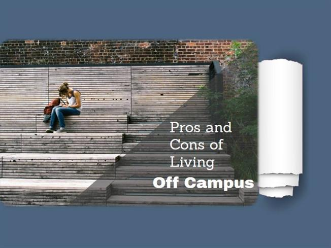 living on campus or living off Online dissertation writing shared the pros and cons of living on campus and living off campus read this blog and decide which is best living option for you.