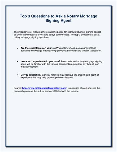 Answers to questions notary signing agents are nna 6780896 vdyufo how to pass the nna certified notary signing agent exam publicscrutiny Gallery