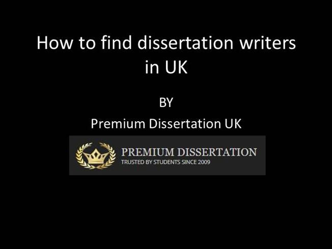 dissertation writer uk Dissertation writing is stressful and challenging task not many students can handle it without additional help each student comes to some point where he wants to give up on this thesis, and that's when professional phdifycom team comes to give them help and support.
