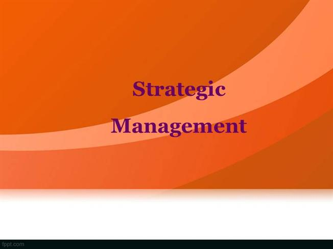 strategic management of cadbury Contemporaneous documentary evidence, especially the cadbury board minutes, are used to question the prevalent view, mostly based on retrospective interviews with managers, that cultural change was the outcome of intended management strategies.
