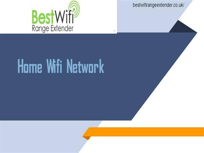 how to set wifi network at home