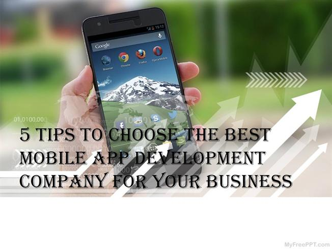 Top 3 Tips to Find the Best Mobile App Development Company