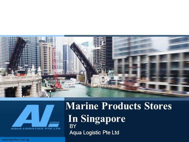 Marine Products Stores in Singapore