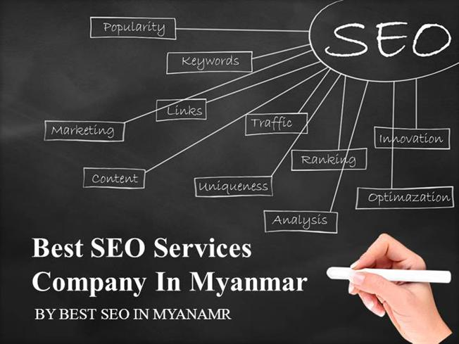Best SEO Services Company in Myanmar