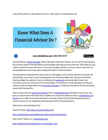 advice that sticks how to give financial advice that people will follow