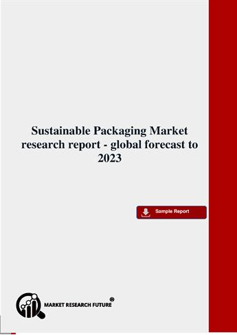 Sustainable Packaging Market  Pdf