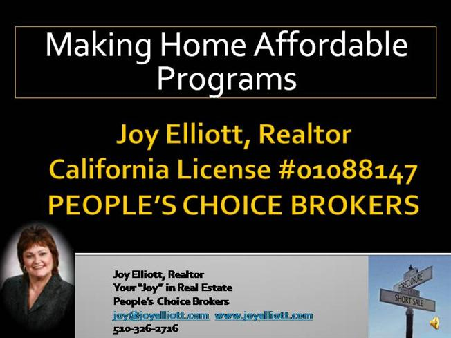 Obama 39 s home affordable program authorstream Home affordable modification program