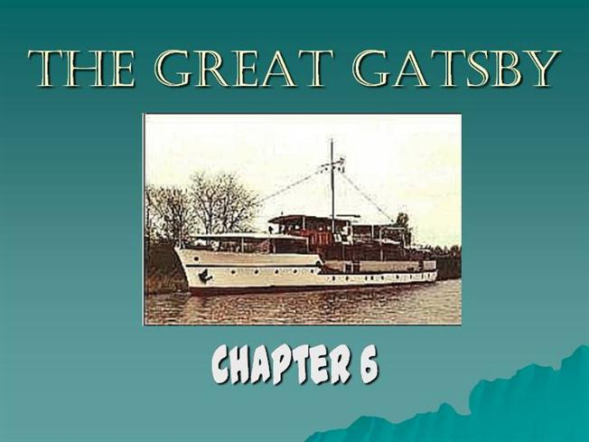 presentation of great gatsby Literary analysis the great gatsby by f scott fitzgerald genre historical novel point of view 1st person the story is told in flashback setting new york long island.
