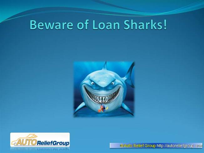 how to start a loan shark business
