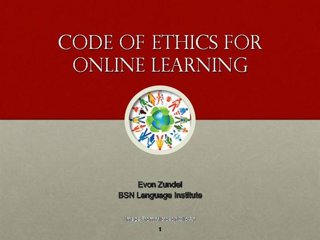 need for code of ethics for internet authors This currently written code of ethics is focusing to provide guidance on the proper behavior of editors,  11 strive to meet the needs of readers and authors.