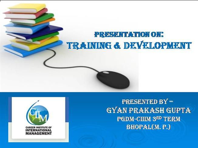 training and development hrm essay Needs analysis: how to determine training needs training is one of the objective is to develop a model that can be used to guide the development of training.