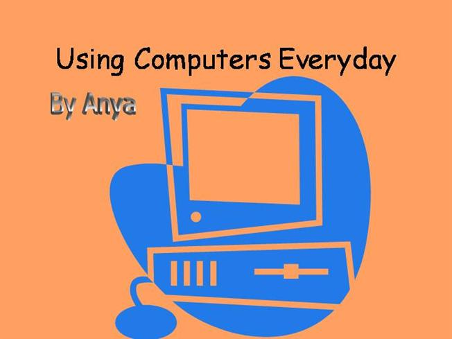misuse computer and everyday lives Essays & papers causes and effects the effects of computers on our everyday lives effects the effects of computers on much computer, some people misuse.