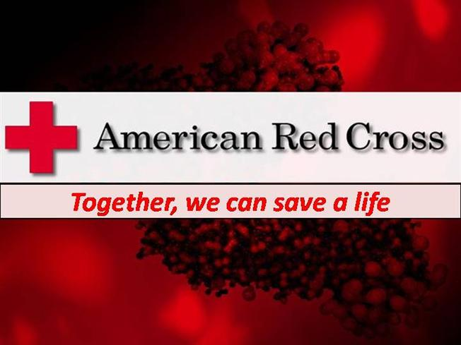 american red cross presentation