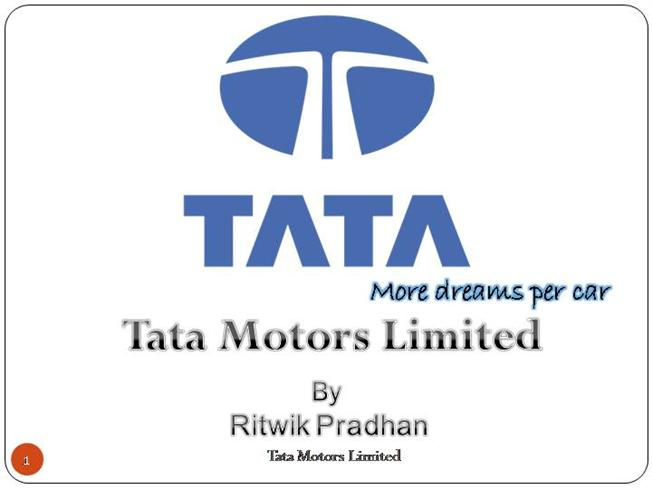 presentation tata motors This is a research report on tata motors bcg matrix by sumedh gaikwad in marketing category search and upload all types of tata motors bcg matrix projects for mba's on managementparadisecom.