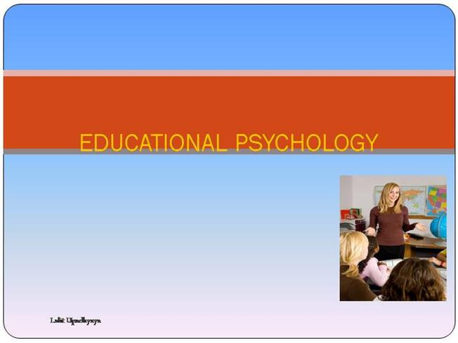 essentials educational psychology introduction media share