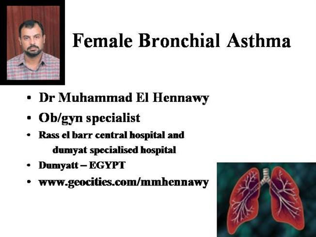 case study on bronchial asthma Read this essay on mini case study on bronchial asthma come browse our large digital warehouse of free sample essays get the knowledge you need in order to pass your classes and more.