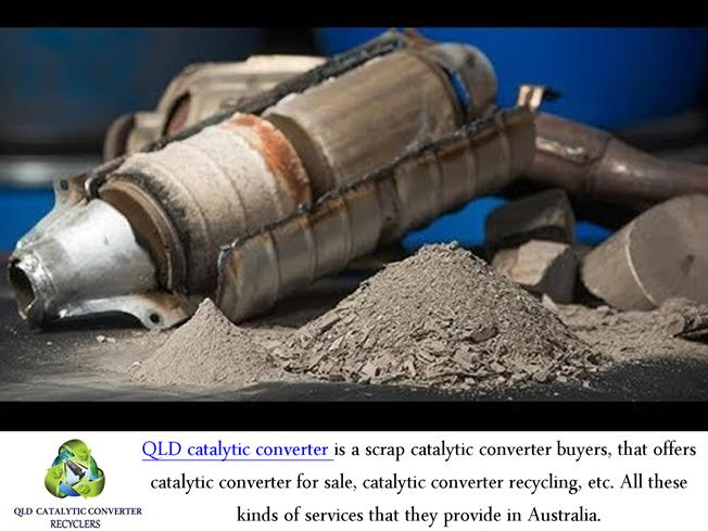 Where Can i Sell My Scrap Catalytic Converter Near Me ...