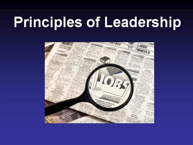 leadership 2 Great leaders choose their leadership styles like a golfer chooses a club: with a clear understanding of the end goal and the best tool for the job.