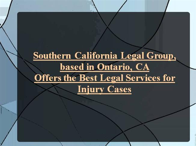 Southern California Legal Group 63