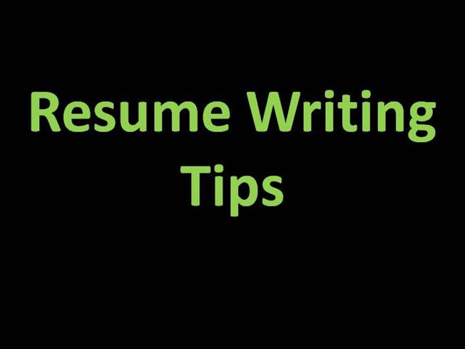 jaime cooper consulting resume writing tips authorstream